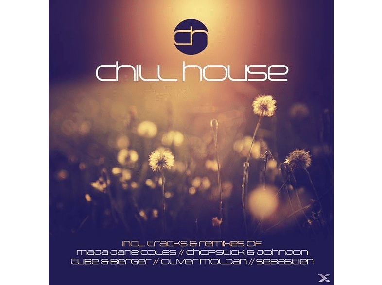 VARIOUS - Chill House [CD]