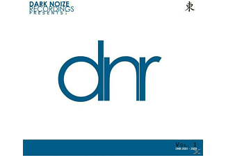 VARIOUS - Dark Noize Recordings Pres.DNR Vol.1 The Label Co - (CD)