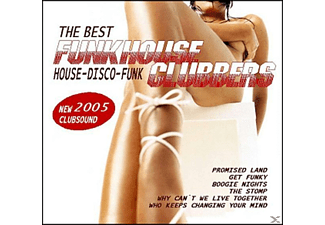 VARIOUS - The Best Funkhouse Clubbers - (CD)