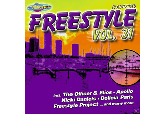 VARIOUS - Freestyle Vol.31 - (CD)