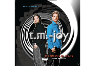 Joy, T.M.-Joy - Passion And Pain - (CD)