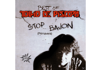 Tullio De Piscopo - Stop Bajon-Best Of - (CD)