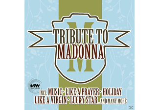 VARIOUS - Tribute To Madonna - (CD)