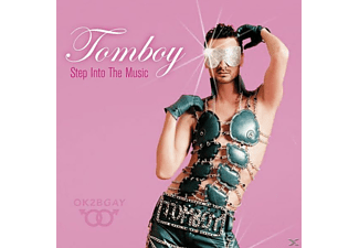 Tomboy - Step Into The Music - (CD)