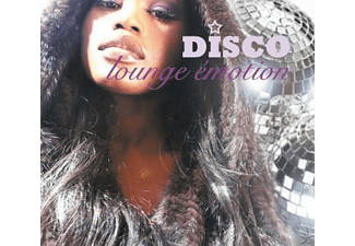 VARIOUS - Disco Lounge Emotion - (CD)