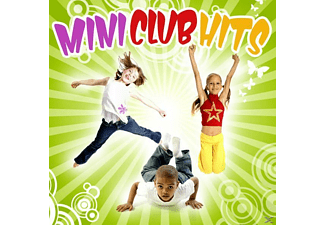 VARIOUS - Mini Club Hits - (CD)