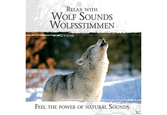 VARIOUS - Relax With Wolf Sounds-Wolfsstimmen - (CD)