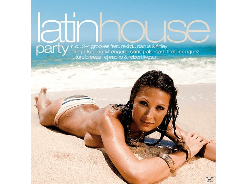 VARIOUS - Latin House Party [CD]