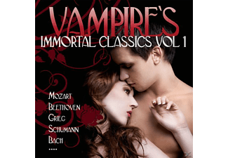 VARIOUS - Vampire S Immortal Classic Vol.1 - (CD)