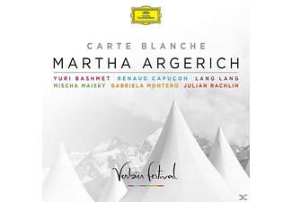 Various - Martha Argerich-Carte Blanche - (CD)