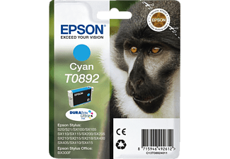 EPSON T0892 Cyaan (C13T08924021)