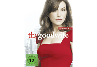 The Good Wife - Season 5.1 - (DVD)