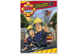 Sam le Pompier Vol 7 - Le Grand Indecndie de Pontypandy Tv-serie