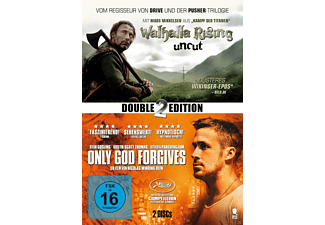 Only God Forgives & Walhalla Rising - (DVD)
