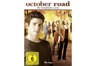 October Road - Die komplette Serie - (DVD)