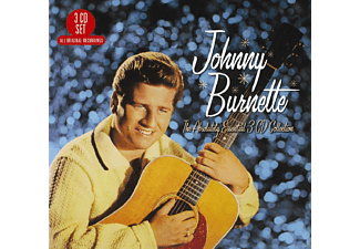 Johnny Burnette - Absolutely Essential - (CD)