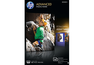 HP 10x15 Advanced Glossy Photo Paper 250g (60)