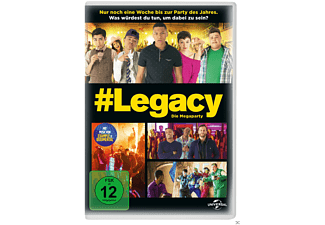 Legacy - Die Megaparty [DVD]