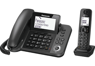 PANASONIC KX-TGF310ΕΧΜ Duo Black