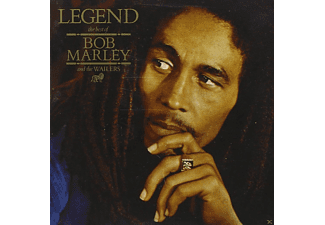 Bob Marley & The Wailers - Legend CD