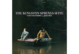Matthews,Vince & Casey,Jim - The Kingston Springs Suite - (Vinyl)