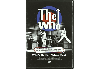 The Who - Who's Better, Who's Best - (DVD)