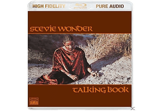Stevie Wonder - Talking Book (Blu-Ray Audio) - (Blu-ray Audio)