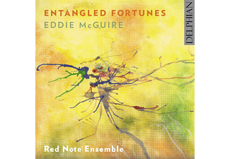 Red Note Ensemble - Entangled Fortunes - (CD)
