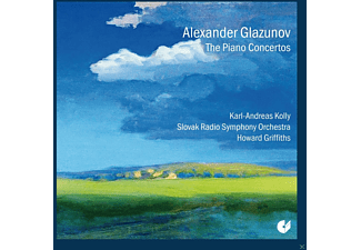 Karl-andreas Kolly, Slovak Radio Symphony Orchestra - The Piano Concertos - (CD)
