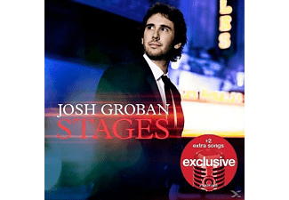 Josh Groban - Stages - (Vinyl)