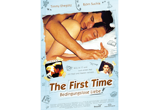 The First Time – Bedingungslose Liebe - (DVD)