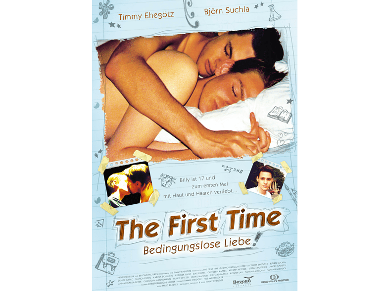 The First Time – Bedingungslose Liebe [DVD]
