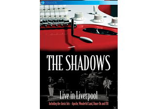 The Shadows - Live In Liverpool - (DVD)