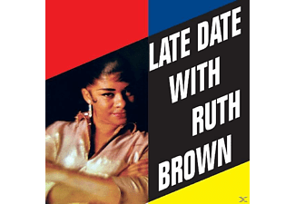 Ruth Brown - Late Date With Ruth Brown - (CD)