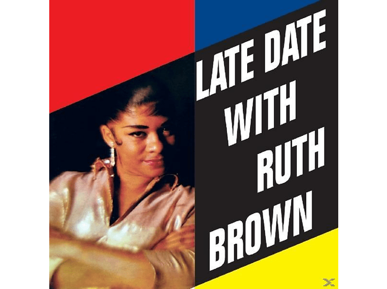 Ruth Brown - Late Date With Ruth Brown [CD]