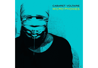 Cabaret Voltaire - Micro-Phonies (Vinyl + Cd) - (LP + Bonus-CD)