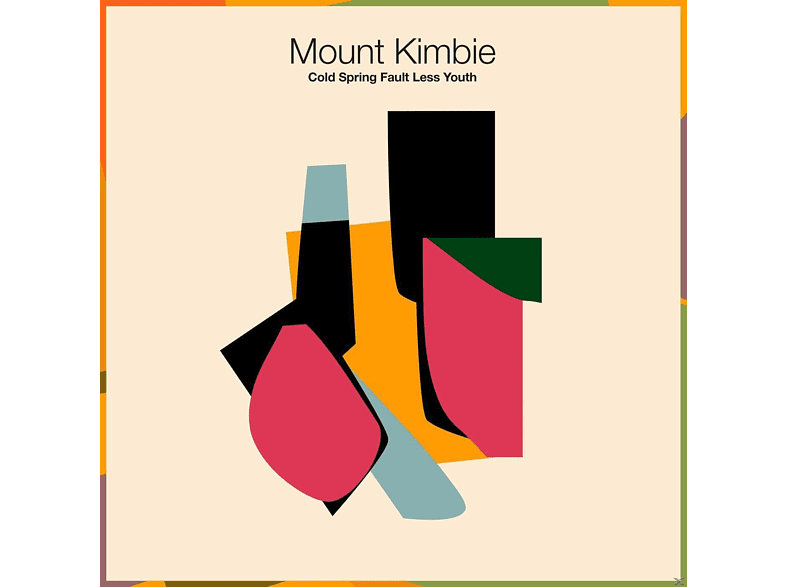 Mount Kimbie - Cold Spring Fault Less Youth [LP + Download]