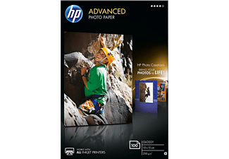 HP Papier photo brillant Advanced (Q8692A)