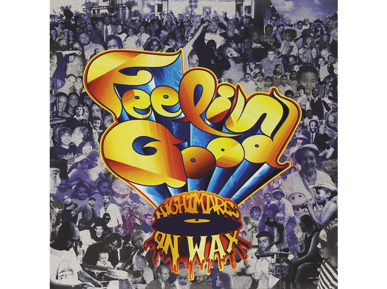 Nightmares on Wax - Feelin' Good [LP + Download]