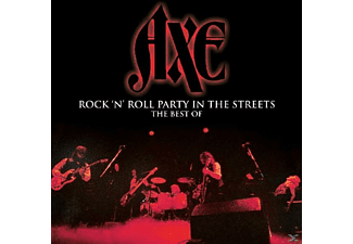 Axe - Best Of - (CD)