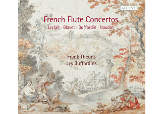 Les Buffardins - French Flute Concertos - (CD)
