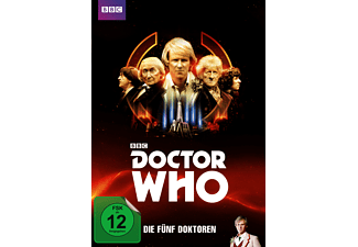 Doctor Who - Die fünf Doktoren - (DVD)