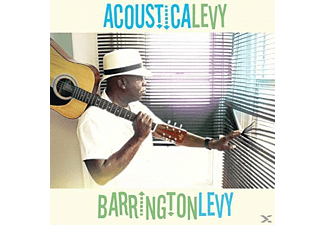 Barrington Levy - Acousticalevy - (CD)