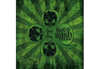 Herzlos - Live @ Irish House [CD]