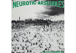 Neurotic Arseholes - Bis Zum Bitteren Ende (+Download) - (Vinyl)