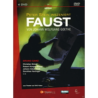 Faust (Die Theater Edition) [DVD]