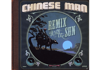 The Chinese Man - Remix With The Sun - (CD)