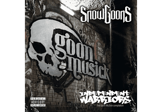 Snowgoons - Goon Musick - Independent Warriors [CD]
