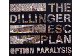 The Dillinger Escape Plan - Option Paralysis (Ltd.Edition Incl.Bonus Track) - (CD)