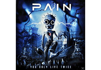 Pain - You Only Live Twice [CD]